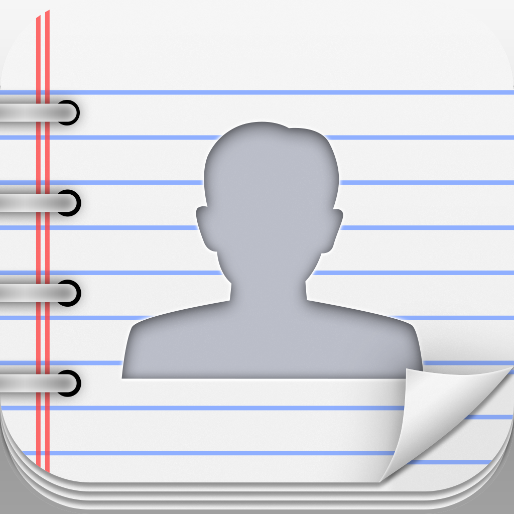 Notable - Contact Notes Made Easy by David Keegan icon