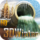 PipeRoll 3D New York Winter HD